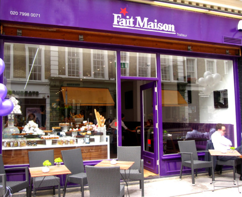 Fait Maison on Gloucester Road