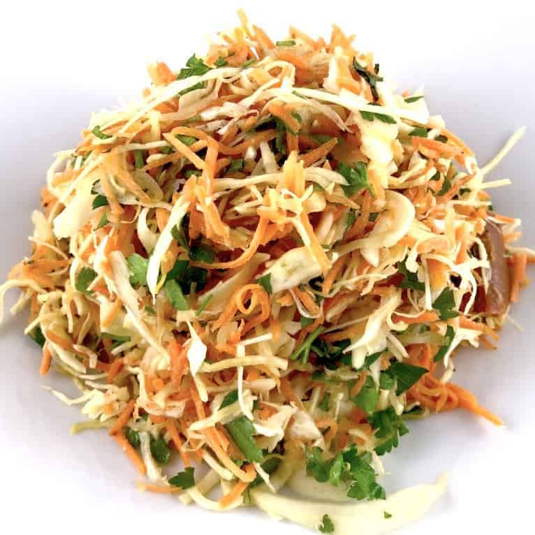 Summer Slaw Salad Bowl